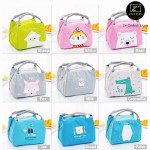 Z PLUS Portable Cartoon Insulated Thermal Cooler Lunch Bag Lunch Box Food Container Storage Bag Cooler Bag