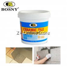 BOSNY Ceramic Tiles Adhesive B271 For Ceramic Wall Floor Tiles Mosaics (1 KG) [ONLY FOR WEST MALAYSIA]