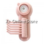 Z PLUS 6 Claws Kitchen Bathroom Hook [Pink]